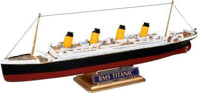 Revell of Germany [RVL] 1:1200 RMS Titanic Plastic Model Kit RVL05804