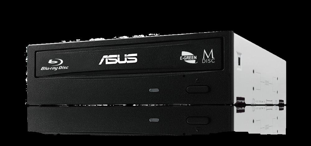 ASUS BW-16D1HT Silent interner Blu-Ray Brenner ((16x BD-R (SL), 12x BD-R (DL))