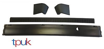 TRANSIT CONNECT REAR BUMPER AND BUMPER COVER WITH END CAPS 2002-2013