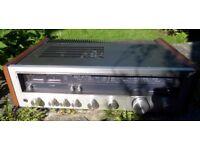 Kenwood Trio KR-4600 Vintage Stereo Receiver, Retro, Collectors