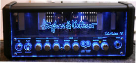 Hughes and Kettner Tubemeister 18 with Padded Carry case