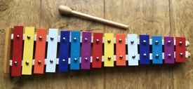 CHILDS TOY - COLOURFUL XYLOPHONE