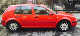 Vw Golf in excellent condition for the age!