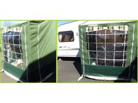Caravan Awning NR Porch Awning High Quality Used Once BARGAIN.