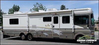 2000 FLEETWOOD BOUNDER 35' CLASS A RV MOTORHOME - SLEEPS 6 - LOW MILES