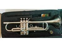 J. Michael TR-300S B flat trumpet - as new
