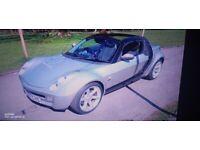 Smart, ROADSTER, Convertible, 2007, Semi-Auto, 698 (cc), 2 doors