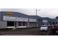 TO LET - Medium SHOP-OFFICE-STORE - Greenock town centre - 450 square feet