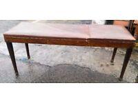Vintage Doctors Table