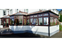 Used conservatory, could be used for other projects