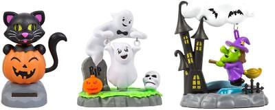 Solar-Powered Halloween Characters 3 Choices US Seller Fast Shipping