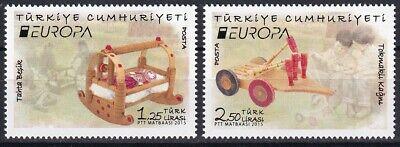 Turkey 2015 CEPT Europa 2 MNH stamps