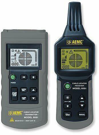 AEMC 6681 Cable Locator