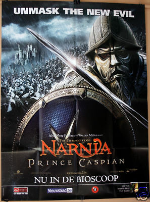 The Chronicles Of Narnia Prince Caspian : Poster