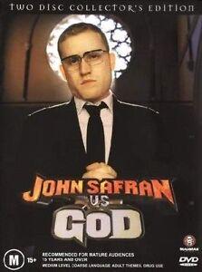 John-Safran-vs-God-DVD-2004-2-Disc-Collector-039-s-Edition