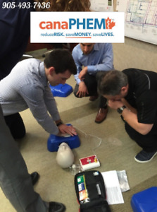 Standard First Aid & CPR Courses