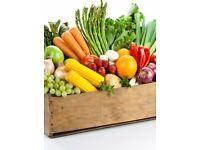 Fresh fruit/ veg free delivery Bradford/ leeds