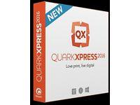 QuarkXpress 2016 Full Version PC/Mac