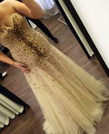 Stunning designer Prom dress