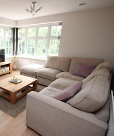 Corner sofa Furniture Village Dune
