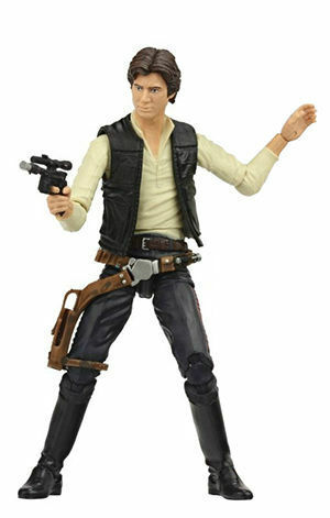 Han Solo Action Figures