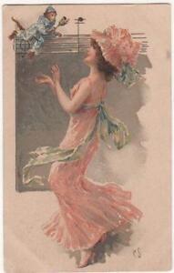 Vintage Art Postcards