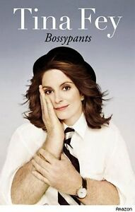 Tina Fey-Bossypants -Hardcover Book-Like new + bonus book