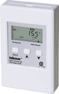 TEKMAR 256, Boiler Control 256 - One Stage Boiler