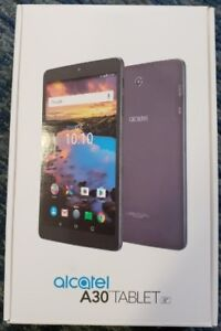 """New Alcatel A30 8"""" tablet"""