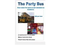Pippa The Big Yellow Party Bus