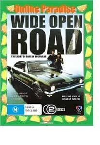 Wide Open Road The Story Of Cars In Australia DVD(2Disc) R4-NEW(In Stock Now Pos
