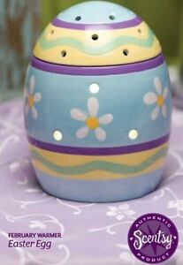 Scentsy Discontinued New in Box Easter Egg Warmers! On Sale!