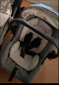 Graco Birth To 9 Months Car Seat Isofix