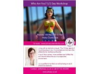 Who Are You? 1/2 Day Workshop