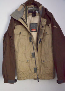 SESSIONS ski / snowboard jacket SMALL