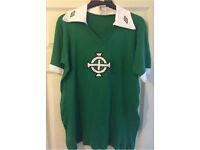 Northern Ireland Shirt 1970's