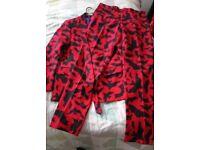 Opposuits Halloween suit size 36