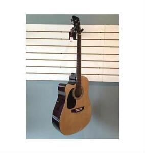 """41"""" Acoustic Guitar Left-handed cutaway with Guitar Bag"""