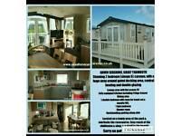 Retreat. 2 bedroom caravan to hire in Great Yarmouth