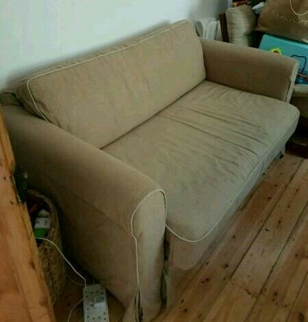 Incredible Ikea Hagalund Sofa Bed In Brockley London Gumtree Caraccident5 Cool Chair Designs And Ideas Caraccident5Info