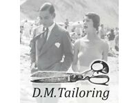 D.M.Tailoring 07816 408 533 Alterations Suit and Jacket Specialist in Newmarket