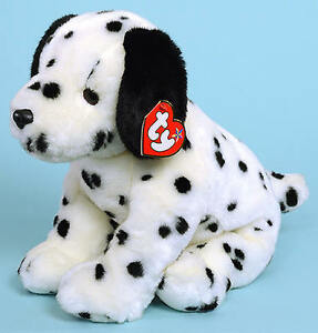 Dotty the Extra Large Dalmation Ty Beanie Buddy stuffed animal