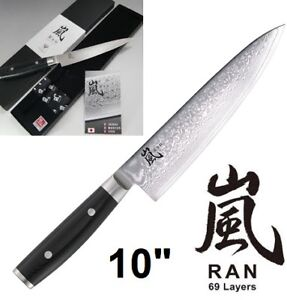 """NEW RAN YAXELL CHEF'S KNIFE 10"""""""