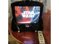 STAR WARS DVD COMBI TV