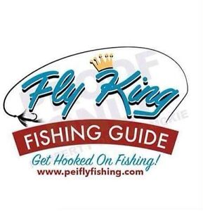Certified fly fishing guide