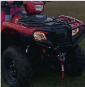 Swap My Honda Foreman For Your Tractor