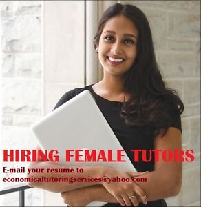 Urgently need a female tutor in Scarborough