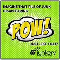 JUNKERY BAGS - Inexpensive Bin Rental Alternative