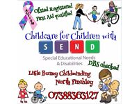 Professional childcare in the heart of North Finchley