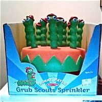Brand new and very cute lawn sprinkler by Melissa & Doug.